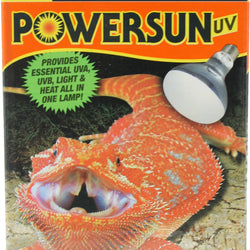 Powersun Uv Self-ballasted Mercury Vapor Uvb Lamp