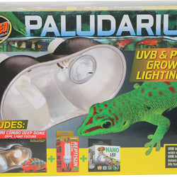 Paludarium Uvb + Plant Growth Light Kit