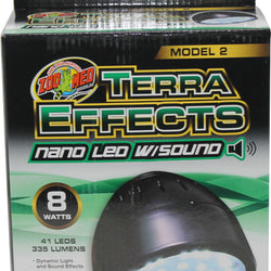 Terra Effects Nano Led W/sound