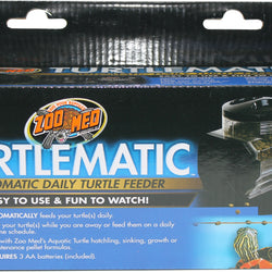 Turtlematic Automatic Daily Turtle Feeder