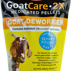Goat Care 2x Dewormer