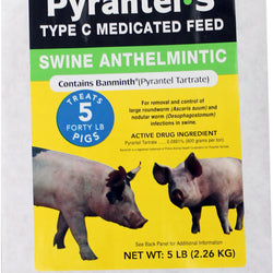 Pyrantel-s Swine Anthelmintic