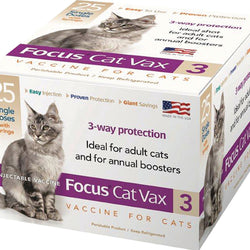 Focus Cat Vax 3