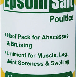 Epsom Salt Poultice Flow Gel