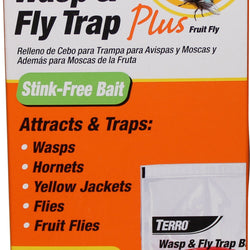Wasp & Fly Bait Plus Refill