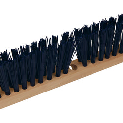 Heavy Duty Slim Push Broom Head Only
