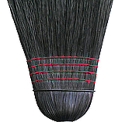 Warehouse Black Corn Broom