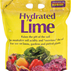 Hydrated Lime For Soil