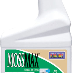 Mossmax Lawn Moss Killer Ready To Spray