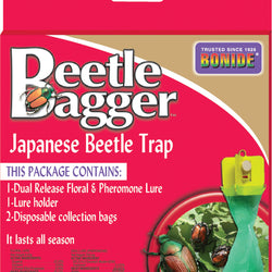 Beetle Bagger Japanese Beetle Trap Kit