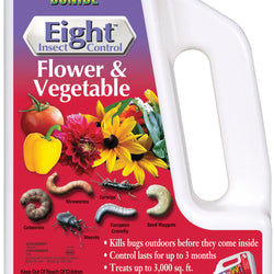 Eight Insect Control Flower & Vegetable Granules
