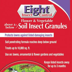 Eight Insect Granules