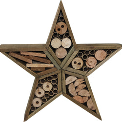 Rustic Farmhouse Star Insect House