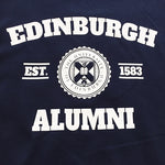 Zoomed-in image of the alumni design.