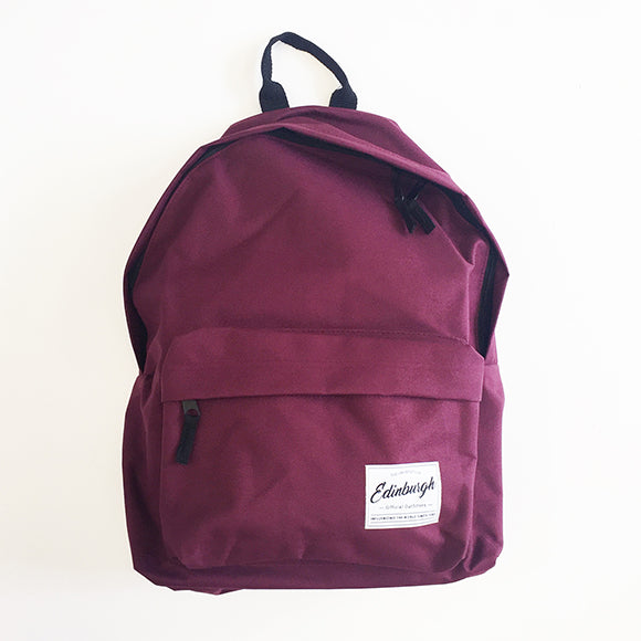 Classic Backpack in Burgundy