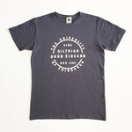 Gaelic Design T-Shirt in Grey