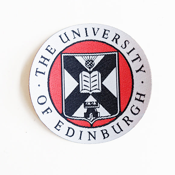 University Woven Patch