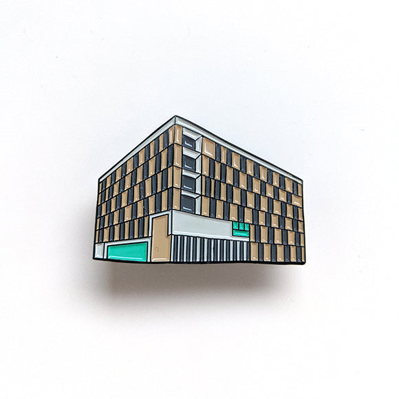 Informatics Forum Pin Badge