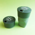 Bioplastic Pack-Up-Cup in Shady Green
