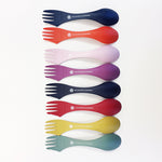 Bioplastic Spork in Various Colours