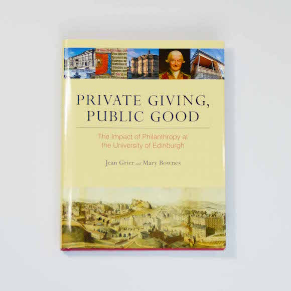 Private Giving, Public Good Book