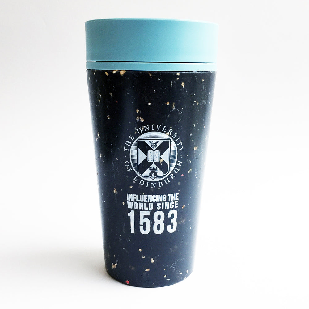 rCup Large 12oz in Black/Teal