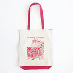 Castle Design Premium Tote Bag