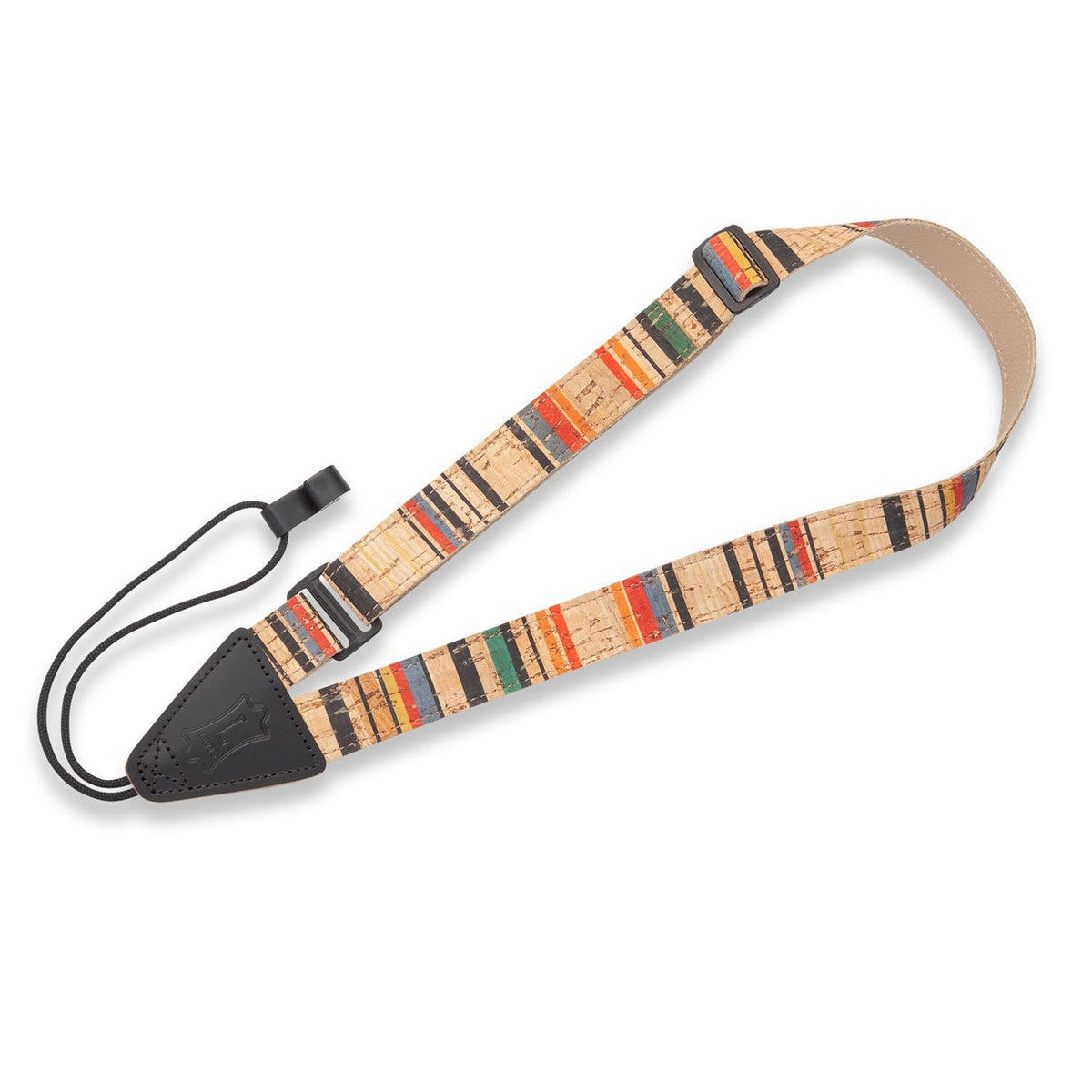 Levy's Stripe Soundhole Ukulele Strap MX23-001