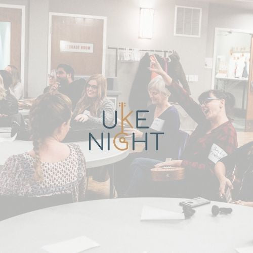 Public Uke Night - Haysboro Community Centre - Feb 28, 2020