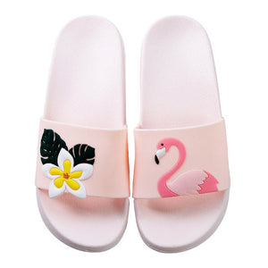 Flamingo Slipper