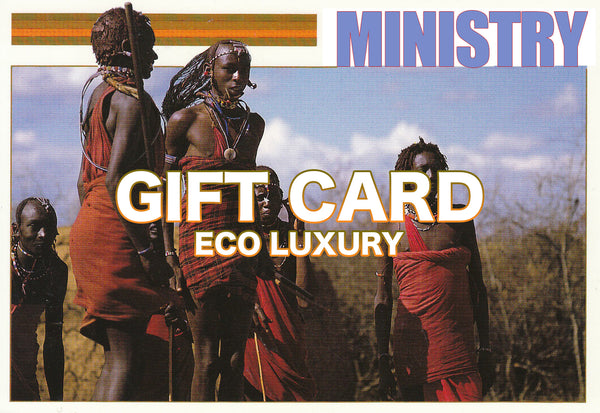 Gift Card - Ministry of Tomorrow
