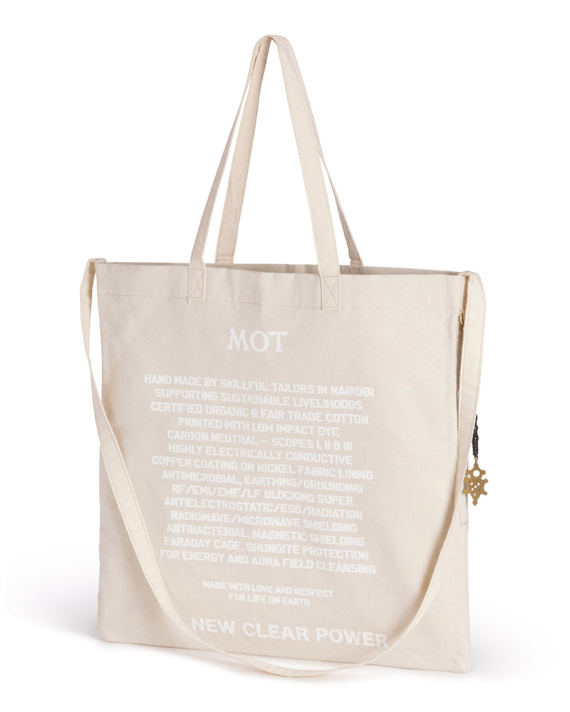 New Clear Power Anti Radiation Tote - Ministry of Tomorrow