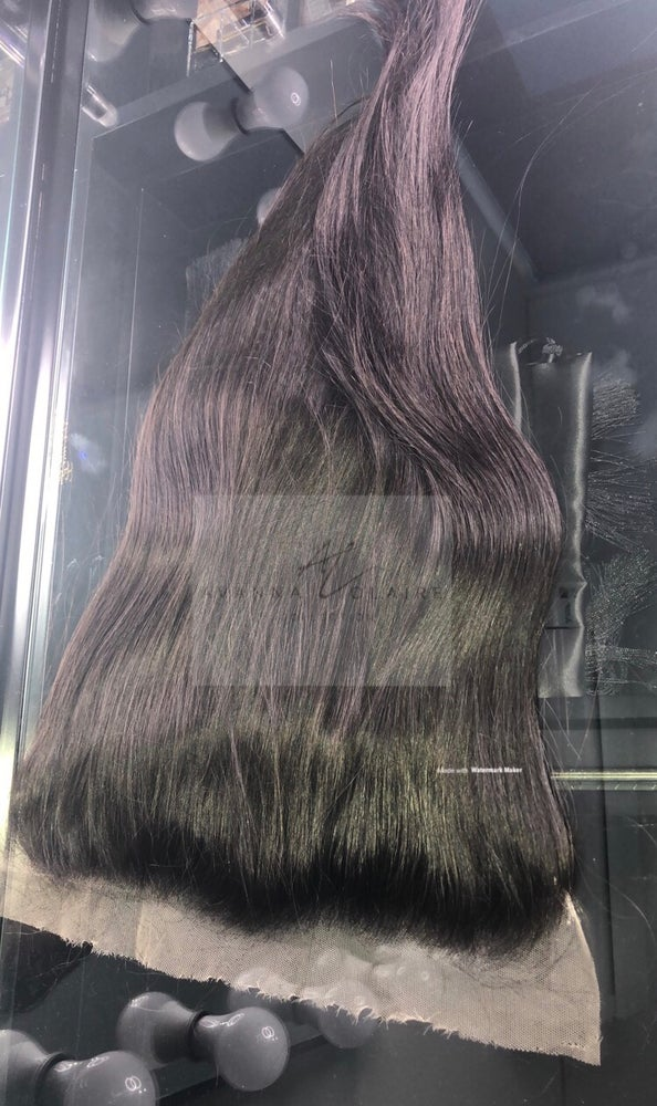 HD Invisible lace frontal (straight)