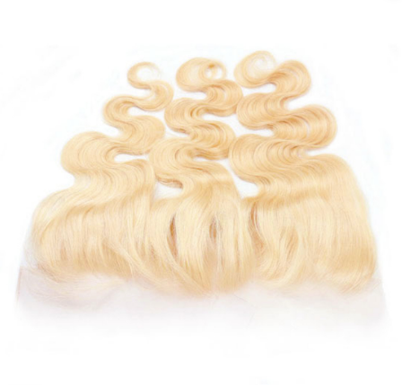 Blonde Bombshell Frontal | Bodywave