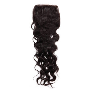Virgin Peruvian waterwave closure