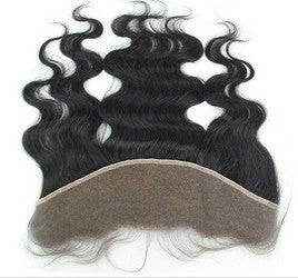 Virgin Peruvian bodywave frontal