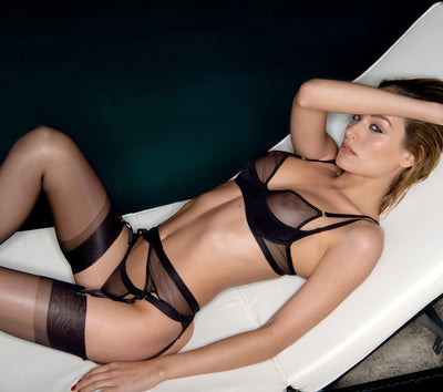 NEW IN! MAISON CLOSE LIAISON FATALE COLLECTION