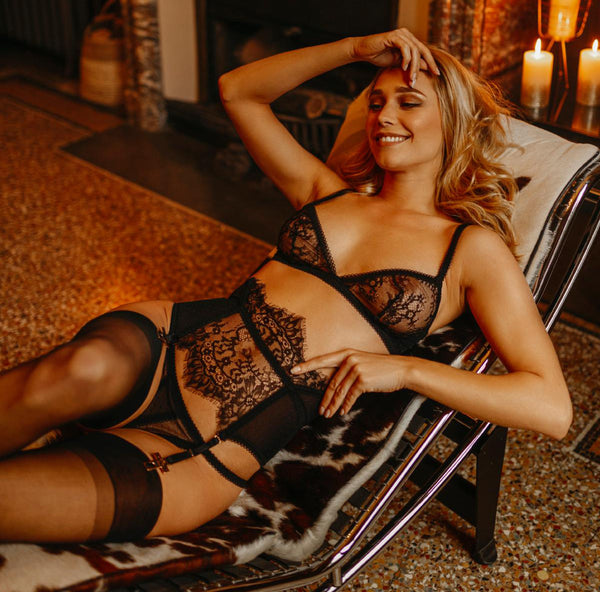 Maison Close Inspiration Divine Lingerie Collection