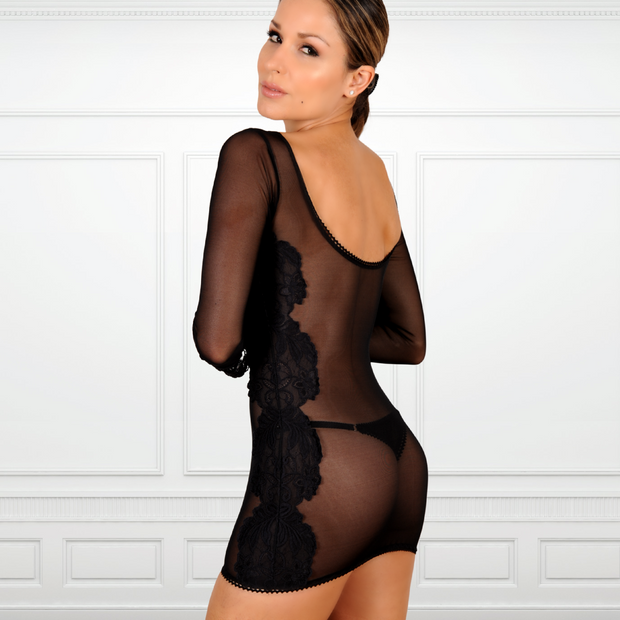 Hebe Long Sleeves Babydoll