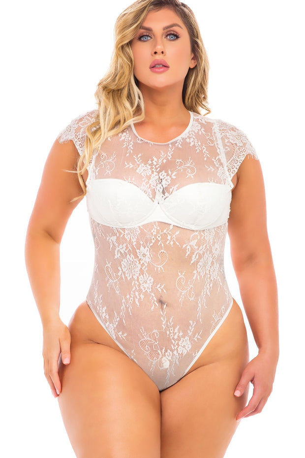 Ysabel Lace Bodysuit