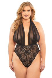 Aria Teddy by Oh La La Cheri - Black