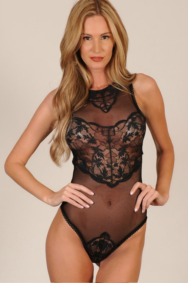 Doris Bodysuit by The Muse Lingerie