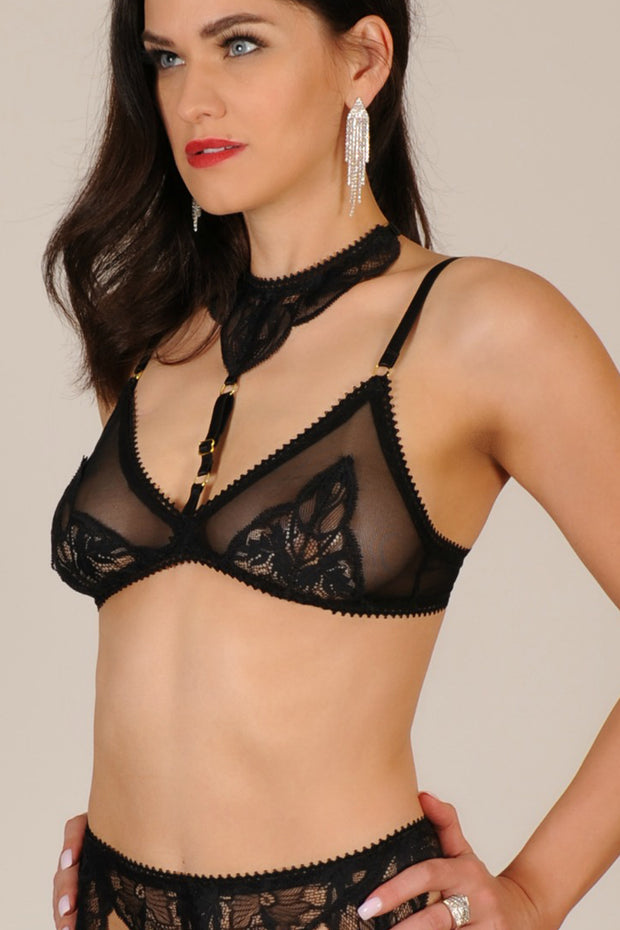 Doris Bra Top by The Muse Lingerie