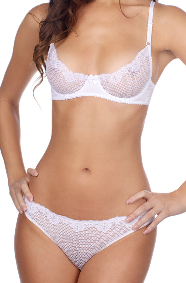 Alice Underwire Demi Bra - Essentials