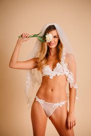 Rosie Tulle Bikini by Tres Sur Lingerie