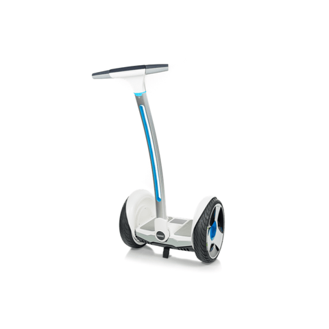 Image of ninebot by segway e+ wit  voorkant