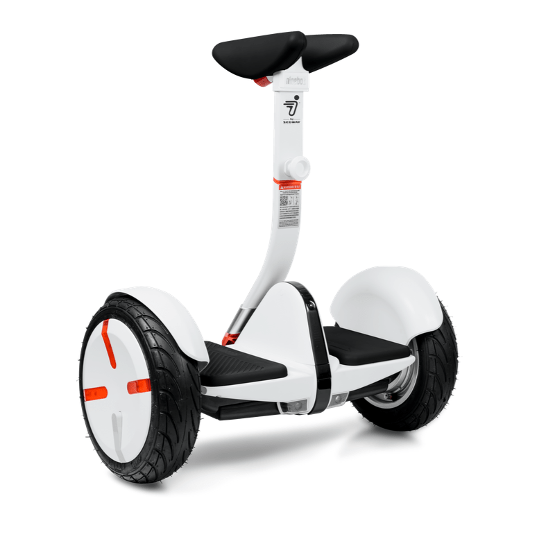 ninebot by segway minipro wit achterkant