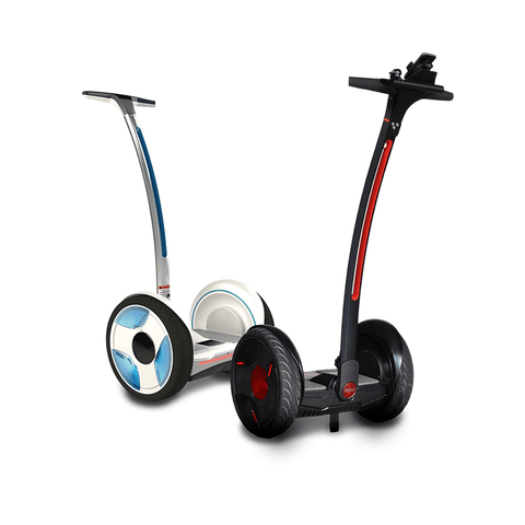 Image of ninebot by segway e+ wit zwart