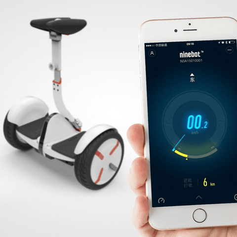 Image of ninebot by segway minipro wit app