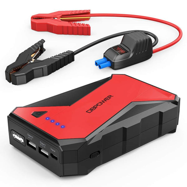 DBPOWER 1000A Portable Car Jump Starter - ValueLink Shop